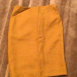 J. Crew no.2 Pencil Skirt